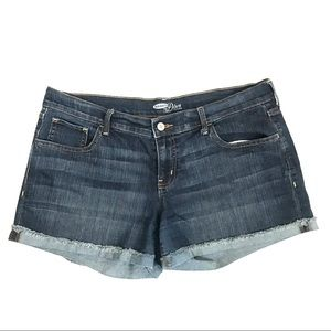 Old Navy The Diva Jean Shorts